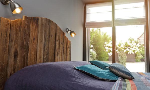 Quelles matières choisir pour une tête de lit?