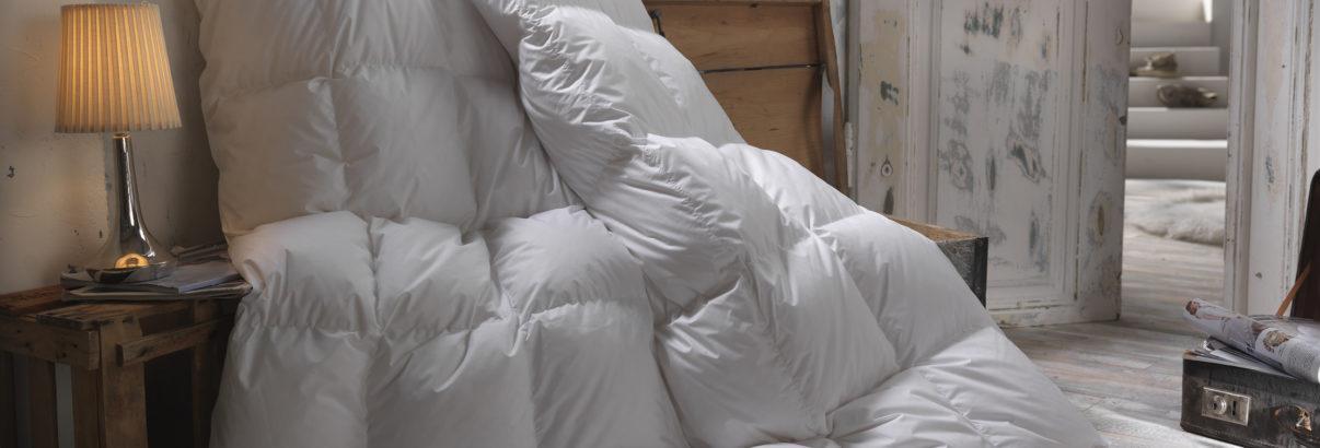 Couette 2 personne qui tombe du lit
