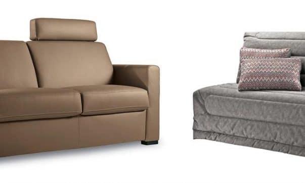 Les différents canapés convertibles et leurs fonctionnalités