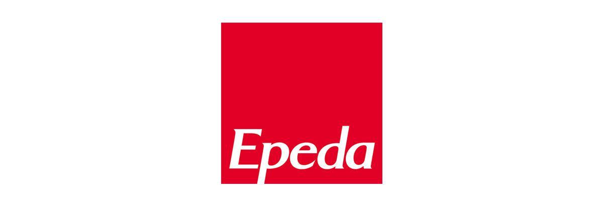 Logo de la marque de matelas et sommier Epeda