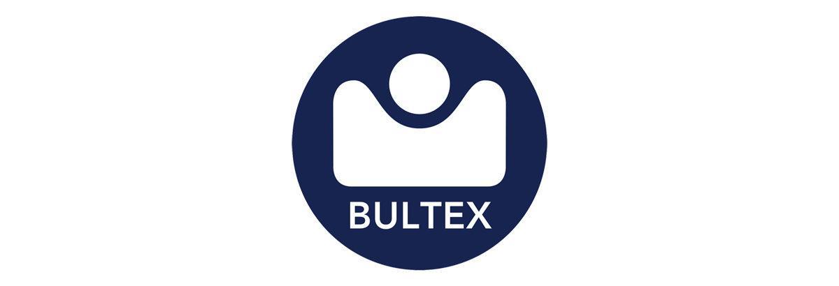 Logo de la marque de literie Bultex