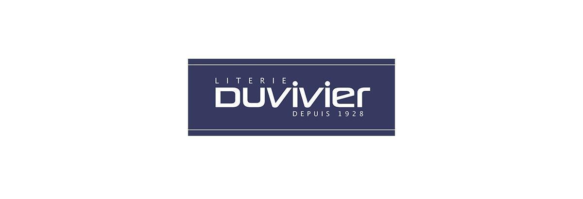 Logo de la marque de literie Duvivier