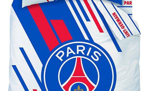 Couette Ado avec les couleur du PSG