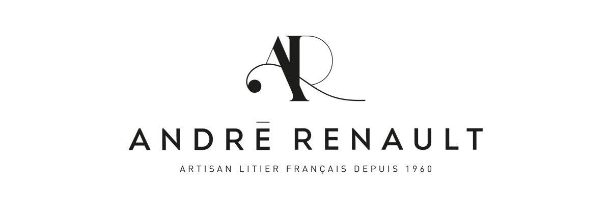 André Renault literie nouveau logo