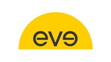 Logo de la marque de matelas Eve