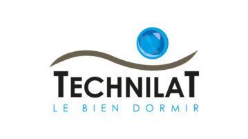 Logo de la marque de literie Technilat