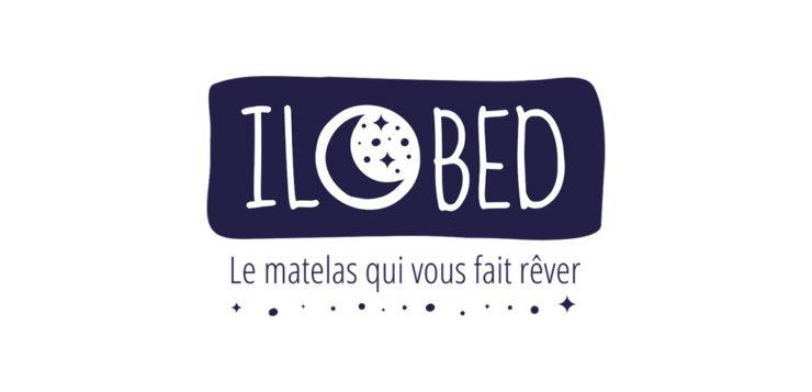 Logo de la marque de matelas Ilobed