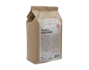 Paquet de terre de diatomé anti punaise de lit