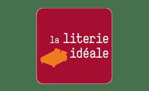 Logo magasin la literie idéale