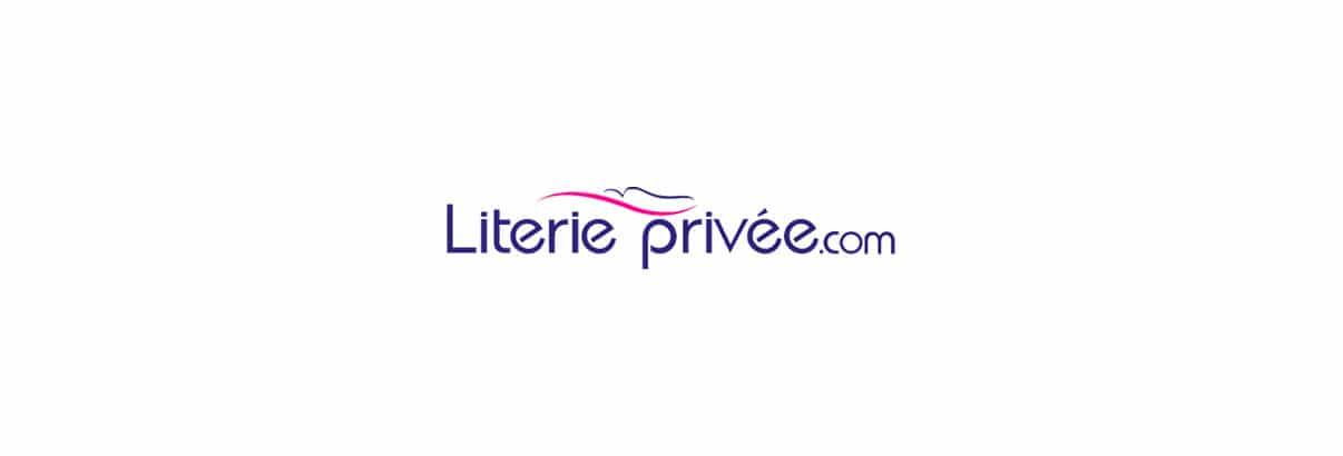 Logo Literie Privée